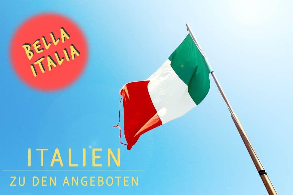 Bella Italia, die schönsten Weine Italiens, jetzt bei uns auf weinamt