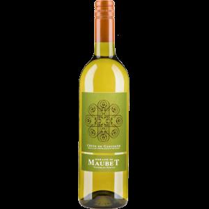 Grüne Falsche mit Weißwein aus Frankreich von Maubet