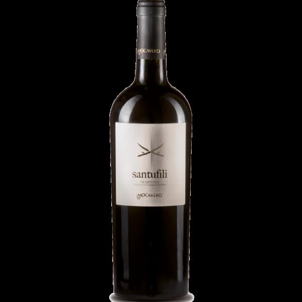 Weinflasche Italien Rotwein Primitivo