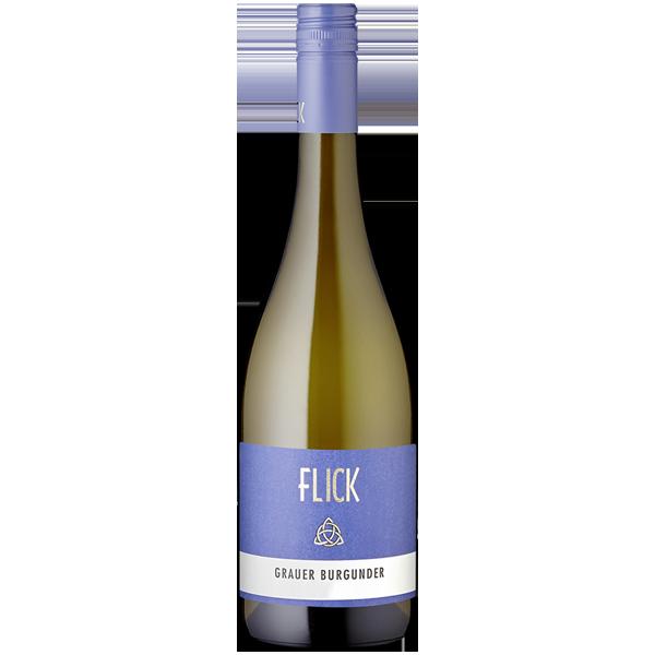 Weinflasche Weisswein Flick