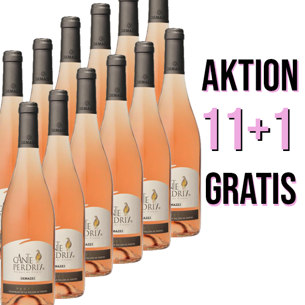 Rose Aktion Elf plus eins Gratis