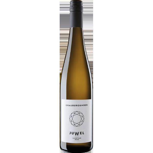 Grauburgunder Flasche Wein Juliane Eller