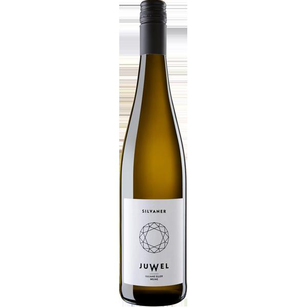 Silvaner von Juliane Eller Weine Weinflasche